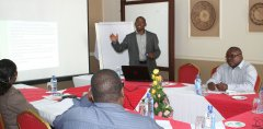 Monitoring and Evaluation Course