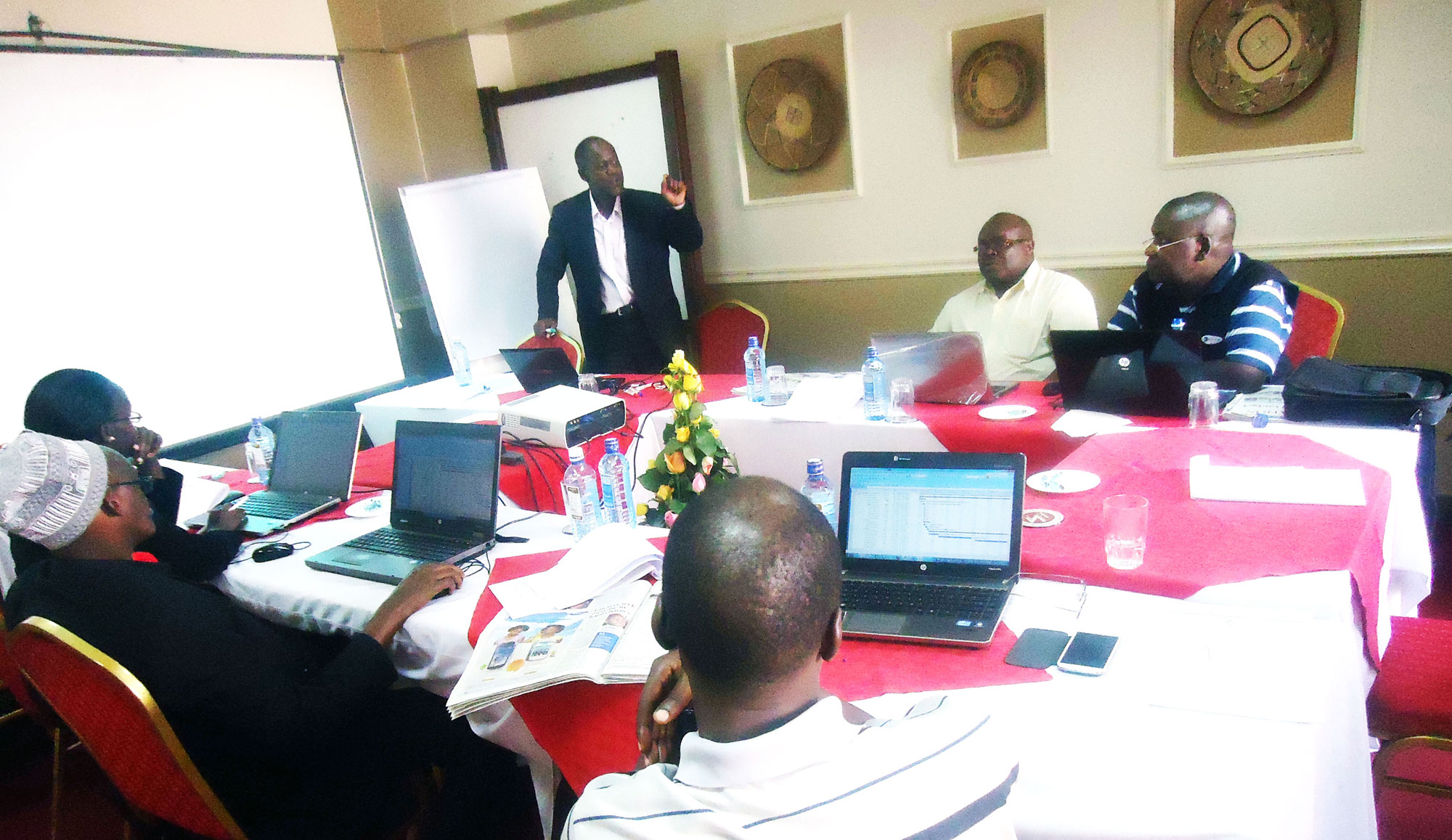 Center for project management africa institute of project ms project training course 1betcityfo Choice Image